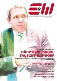 Häuptling Sobol tauScHt daS dorf - E&W