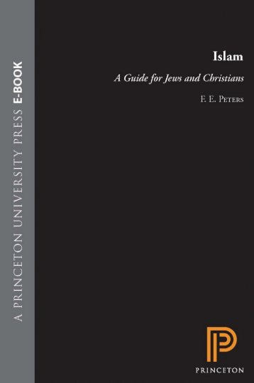 Islam: A Guide for Jews and Christians - Electric Scotland