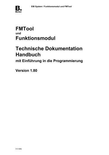 fmtool handbuch grundlagen - Elektroland24