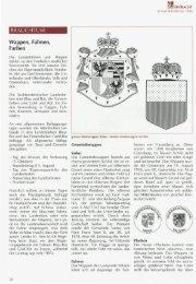 BRAUCHTUM Wappen, Fahnen, Farben - eLiechtensteinensia