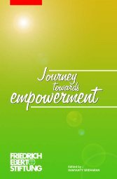 Journey towards empowerment - Bibliothek der Friedrich-Ebert ...