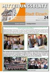 KW24 - Stadt Elzach