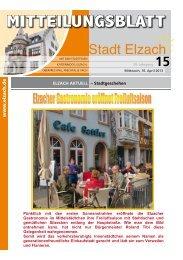 KW15 - Stadt Elzach