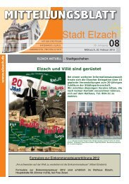 KW08 - Stadt Elzach
