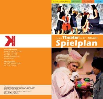 Spielplan_2013_14.indd - Stadt Emden