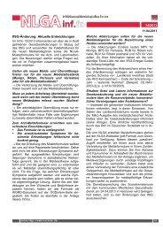 IfSG-Änderung: Aktuelle Entwicklungen 14/2013 - Stadt Emden