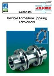 Lamidisc® Kupplung - Emerson Industrial Automation