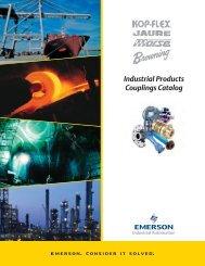 Kop-Flex Industrial Coupling Product Catalog - Form 8887E