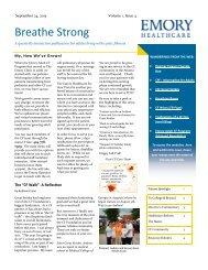Volume 1-4 - Emory Healthcare