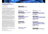 """16. F R E A K - Symposium """"Primärer Hyperparathyreoidismus und ..."""