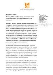 Diese Information als PDF herunterladen - DGE