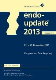 Programm endoupdate 2013 zum Dowload [PDF 2,4 MB]