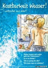 Kostbarkeit Wasser! – verbindet uns alle?! - Energie-Umwelt.ch