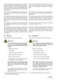 Überspannungsbegrenzer 3EF3 Surge Limiter ... - Siemens Energy - Page 6