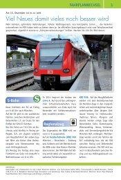 Strecken und Informationen als PDF - ENERGY.de