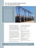 Aus Regeneration wird Anlagensicherheit. - Siemens Energy - Page 2