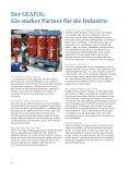 Aus perfekter Planung wird überzeugende Leistung. - Siemens Energy - Page 4