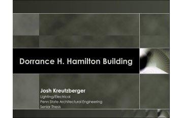 Dorrance H. Hamilton Building