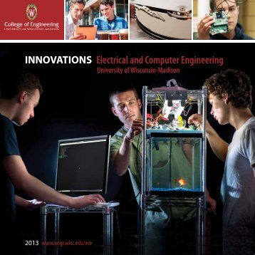 INNOVATIONS Electrical and Computer Engineering - College of ...