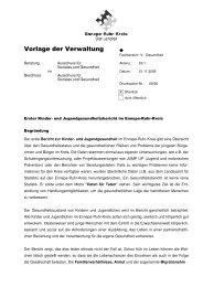 Drucksache Nr. 60/06 - Ennepe-Ruhr-Kreis