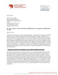 July 10, 2013 James D. Cross, MD National Medical Director ...
