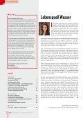 Wasser ist leben - Österreichische Entwicklungszusammenarbeit - Seite 2