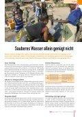 Wasser ist leben - Österreichische Entwicklungszusammenarbeit - Seite 3