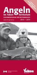 Angeln - Environment Yukon