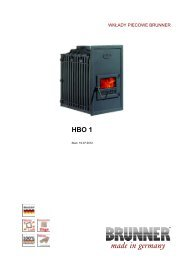 HBO 1 made in germany - Brunner