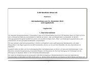 Tätigkeitsbericht 2012 - E.ON Westfalen Weser