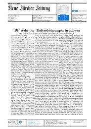 BP steht vorTiefseebohrungen in Libyen - Erdöl-Vereinigung