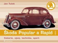 Škoda Popular a Rapid - eReading
