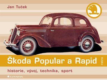 Škoda Popular a Rapid - eReading