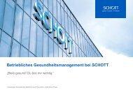 erwicon 2013: Betriebliches Gesundheitsmanagement bei ... - Erfurt