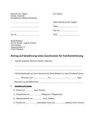 Adresse des Trägers - Erkelenz
