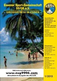 Essener Sport-Gemeinschaft 99/06 eV – GROSSVEREIN IN ESSEN