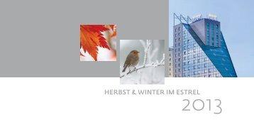 Angebote Herbst / Winter - Estrel Berlin