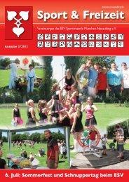 Ausgabe 2-2013 - ESV Neuaubing