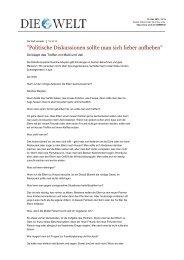 Politische-Diskussio.. - Etikette und mehr
