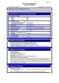 Sicherheitsdatenblatt - Page 3