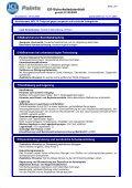 EG-Sicherheitsdatenblatt - Page 2