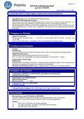 EG-Sicherheitsdatenblatt - Page 4