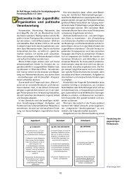 Netzwerke in der Jugendhilfe: Organisation und politische Verantwortung