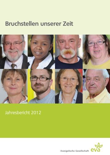 Jahresbericht 2012 (Magazin) - eva