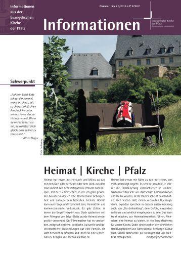 Informationen Nr. 125 - 3/2010 (PDF, 1.54 MB) - Evangelische ...