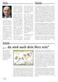 Informationen Nr. 125 - 3/2010 (PDF, 1.54 MB) - Evangelische ... - Page 2