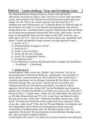 Referat Jörg Schreiner (Teil 1) - Evangelische Kirche der Pfalz