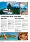 Kreuzfahrten Französisch Polynesien - Seite 2