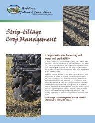 Strip-tillage Crop Management - Iowa State University Extension ...