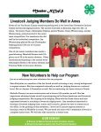 June Newsletter - Iowa State University Extension and Outreach - Page 2